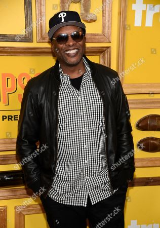 """DJ Jazzy Jeff arrives at a premiere for """"Upscale with Prentice Penny"""" at The London hotel, in West Hollywood, Calif"""
