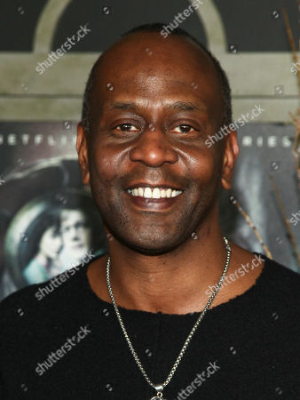 """K. Todd Freeman attends the world premiere of Netflix's """"Lemony Snicket's A Series of Unfortunate Events"""" at AMC Loews Lincoln Square, in New York"""