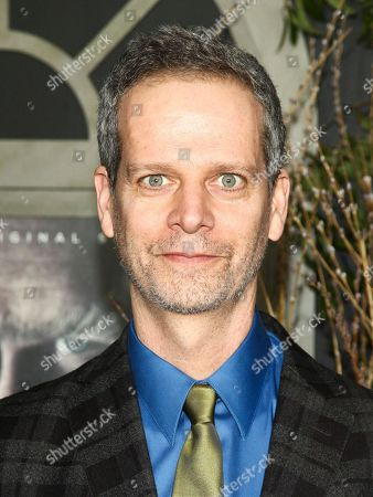 """Stock Picture of Patrick Breen attends the world premiere of Netflix's """"Lemony Snicket's A Series of Unfortunate Events"""" at AMC Loews Lincoln Square, in New York"""