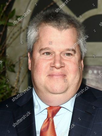 "Daniel Handler attends the world premiere of Netflix's ""Lemony Snicket's A Series of Unfortunate Events"" at AMC Loews Lincoln Square, in New York"