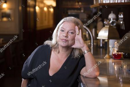 Editorial picture of Alison Owen photoshoot, London, UK - 23 Nov 2017