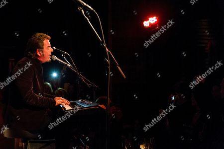 Jonathan Cain performs at Jonathan Cain and Friends at Rose Bar on Saturday, April, 8, 2017 in New York