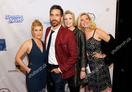 """Editorial image of LA Premiere of """"Dropping the Soap"""" - Arrivals, Beverly Hills, USA - 7 Mar 2017"""