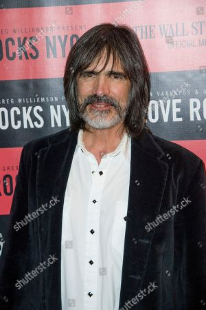 Larry Campbell attends Love Rocks NYC! at the Beacon Theatre on in New York
