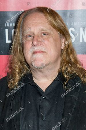 Warren Haynes attends Love Rocks NYC! at the Beacon Theatre on in New York