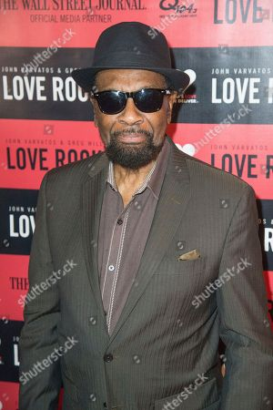 William Bell attends Love Rocks NYC! at the Beacon Theatre on in New York