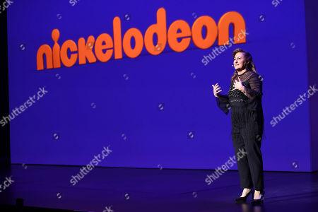 Editorial image of Nickelodeon Upfront 2017, New York, USA - 2 Mar 2017