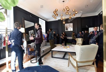 Editorial photo of Trunk Club Opens Newly Designed Room from Zachary Prell, New York, USA - 13 Apr 2017