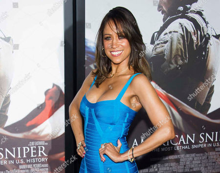 """Stacey Dash attends the """"American Sniper"""" premiere in New York. Fox News Channel is cutting ties with some of its paid contributors, including former """"Clueless"""" actress Stacey Dash and veteran conservative columnist George Will. The network said, that it had also declined to renew the contracts of political strategist Ed Rollins and columnist Cal Thomas"""