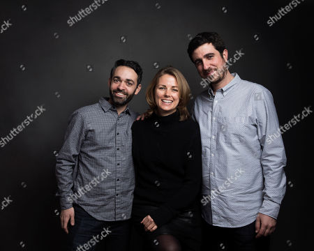 "Editorial picture of 2017 Sundance Film Festival - ""The Workers Cup"" Portraits, Park City, USA - 20 Jan 2017"