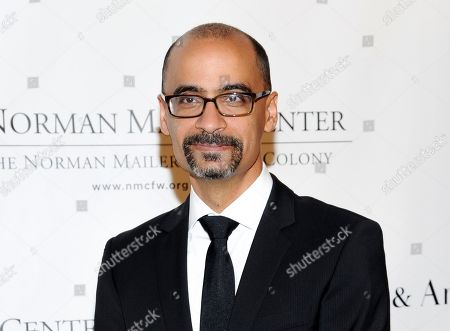 Mailer Prize for Distinguished Writing recipient Junot Diaz at the 5th annual Norman Mailer Center benefit gala in New York. Authors Ursula K. Le Guin, Junot Diaz and Ann Patchett are among this year's 14 inductees into the American Academy of Arts and Letters, the academy told The Associated Press on