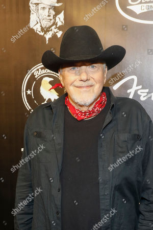 """Bobby Bare arrives at the concert """"Sing me Back Home: The Music of Merle Haggard"""" at the Bridgestone Arena, in Nashville, Tenn"""