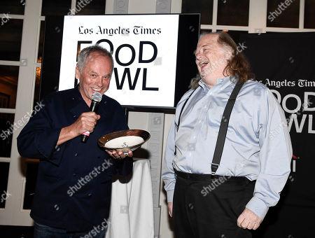 Editorial photo of Times Food Bowl - Wolfgang Puck Award, Los Angeles, USA - 8 May 2017