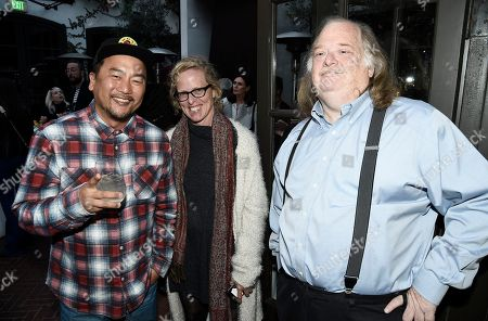 Editorial picture of Times Food Bowl - Wolfgang Puck Award, Los Angeles, USA - 8 May 2017