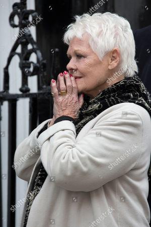 Editorial picture of Britain Gielgud Blue Plaque, London, United Kingdom - 27 Apr 2017