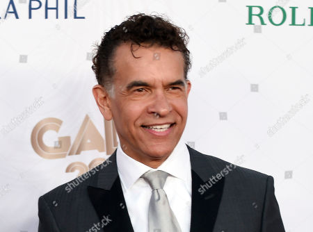 Brian Stokes Mitchell at the Los Angeles Philharmonic's Walt Disney Concert Hall Opening Night Concert and Gala in Los Angeles. Mitchell will join Betty Buckley, Jessie Mueller, Kelli O'Hara, Chita Rivera and Billy Porter on Inauguration Day at a concert in New York City that raises money for human rights organizations. Itâ?™s intended to be the first in a series of monthly benefit concerts and will be streamed live on Facebook