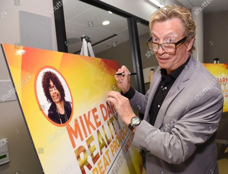 Nigel Lythgoe attends the Television Academy's sold out member event, Mike Darnell: Reality TV's Great Provocateur, at the Saban Media Center on in North Hollywood, Calif