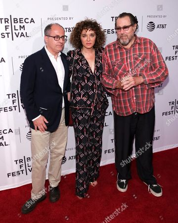 "Editorial image of 2017 Tribeca Film Festival - ""Julian Schnabel: A Private Portrait"" Screening, New York, USA - 28 Apr 2017"