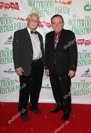 Tony Dow, Jerry Mathers