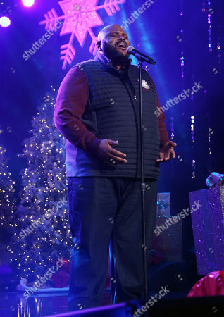 Stock Picture of Ruben Studdard