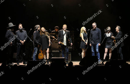 Don Henley of The Eagles performs at the Fox Theatre, in Atlanta