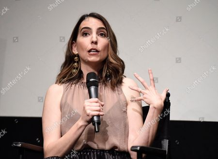 """Rachel Ramras seen at TV Land's """"Nobodies"""" FYC Panel at The London Hotel, in Los Angeles, CA"""