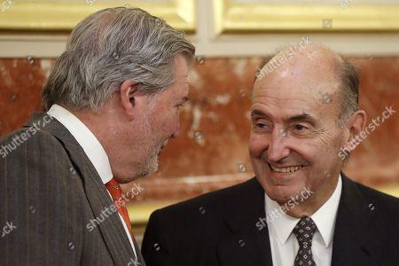 Inigo Mendez de Vigo and Miquel Roca