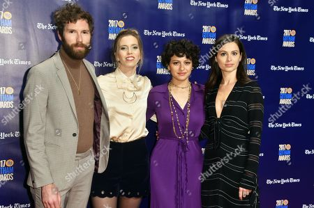 Alia Shawkat, Lilly Burns, Charles Rogers, Sarah-Violet Bliss