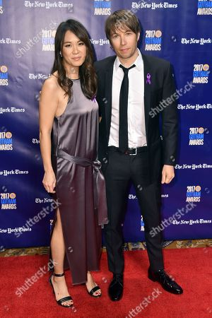 Editorial image of 27th Annual Gotham Independent Film Awards, Arrivals, New York, USA - 27 Nov 2017