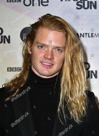 Stock Picture of Fredrik Ferrier