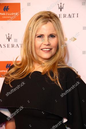 Stock Picture of Michaela Schaffrath