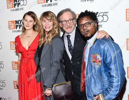 "Editorial photo of 2017 NYFF - ""Spielberg"" World Premiere, New York, USA - 05 Oct 2017"