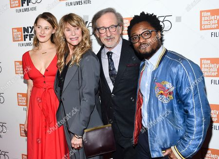 "Editorial image of 2017 NYFF - ""Spielberg"" World Premiere, New York, USA - 05 Oct 2017"