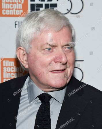 "Phil Donahue attends the world premiere of ""Spielberg"", during the 55th New York Film Festival, at Alice Tully Hall, in New York"