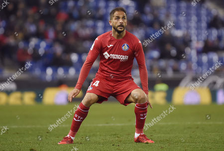 Editorial photo of RCD Espanyol v Getafe CF. LaLiga 2017-2018, date 13, RCDE stadium, Barcelona, Spain - 27 November 2017