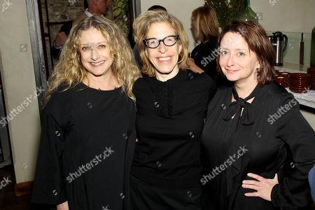 Carol Kane, Jackie Hoffman, Rachel Dratch