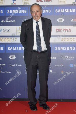 Stock Picture of Giancarlo Abete