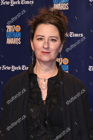 Editorial picture of 27th Annual Gotham Independent Film Awards, Arrivals, New York, USA - 27 Nov 2017