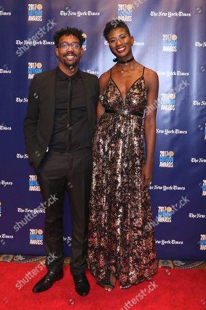 Damon Davis and Sabaah Folayan