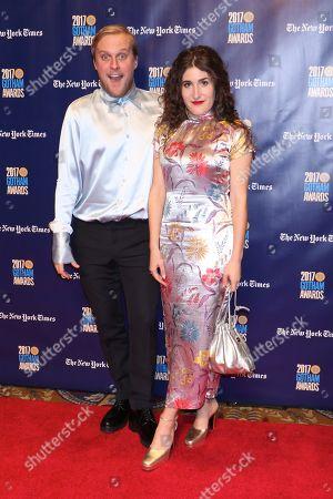 John Early and Kate Berlant