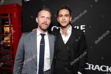 "Editorial image of Crackle's ""Snatch"" Premiere, Culver City, USA - 9 Mar 2017"