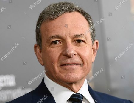 "Walt Disney Company CEO Robert Iger attends a special screening of Disney's ""Beauty and the Beast"" at Alice Tully Hall, in New York. Iger was one of the highest paid CEOs in 2016, according to a study carried out by executive compensation data firm Equilar and The Associated Press"