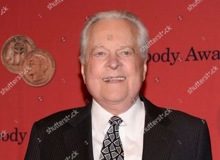 Stock Photo of Robert Osborne attends the 73rd Annual George Foster Peabody Awards in New York. Turner Classic Movies will continue memorializing Robert Osborne at the TCM Classic Film Festival in Los Angeles next month. Festival organizers announced Friday that the eighth annual film festival will be dedicated to the channelâ?™s longtime host, who died on March 6 at age 84