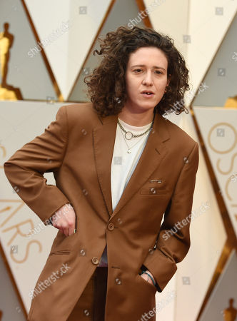 Stock Photo of Mica Levi arrives at the Oscars, at the Dolby Theatre in Los Angeles