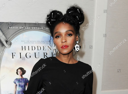 """Janelle Monae at a special screening of """"Hidden Figures"""" in West Hollywood, Calif. Monae, Maxwell and Angelique Kidjo are set to perform at the Womenâ?™s March on Washington this weekend. Organizers of the event announced its performance lineup Wednesday. Mary Chapin Carpenter, the Indigo Girls, MC Lyte, Samantha Ronson, Toshi Reagon and Emily Wells are also set to perform at Saturdayâ?™s march"""