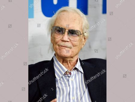 """Actor Roger Smith attends the world premiere of """"Going in Style"""" in New York. Smith, star of the â?œ77 Sunset Strip,â?? and husband of actress Ann-Margret, died at a Los Angeles hospital on Sunday, June 4, at age 84"""