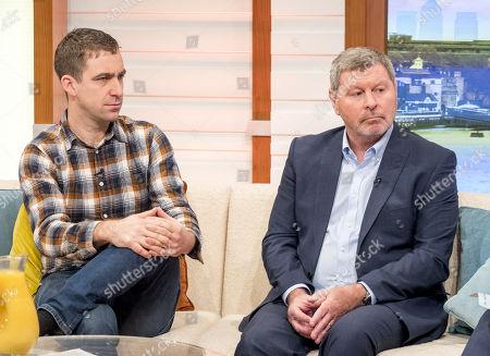 Brendan Cox and Clive Allen
