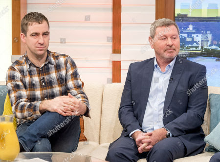 Editorial picture of 'Good Morning Britain' TV show, London, UK - 28 Nov 2017