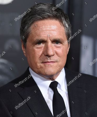 "Paramount CEO Brad Grey attends a special screening of ""Fences"" in New York. Grey, who served as the chairman and CEO of Paramount Pictures for 12 years, has died. A family spokesperson said Monday that Grey, who was battling cancer, died Sunday at his home in Holmby Hills. He was 59"