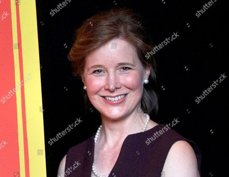 Author Ann Patchett at The David H. Koch Theater in New York. Authors Ursula K. Le Guin, Junot Diaz and Patchett are among this year's 14 inductees into the American Academy of Arts and Letters, the academy told The Associated Press on